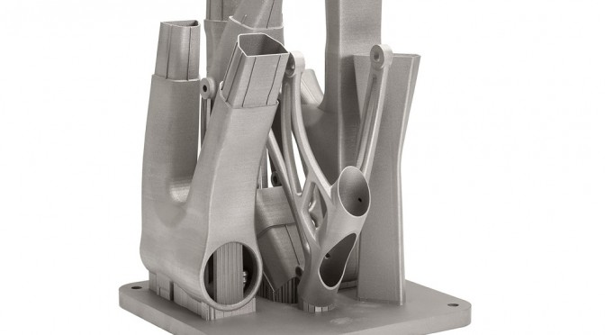 El nuevo mundo: la impresión 3D
