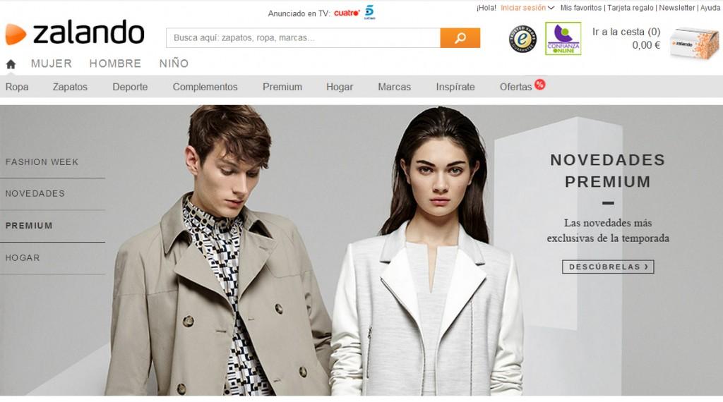 Zalando, el éxito online