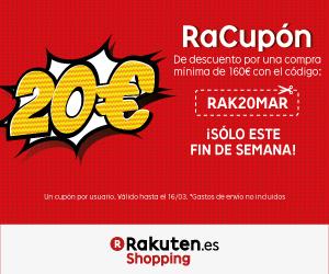 Rakuten, código de descuento